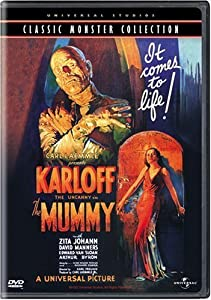 "Cover of ""The Mummy (Universal Studios Cl..."