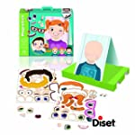Diset - 63247 - Jeu de Construction -...