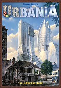 Urbanization Board Game