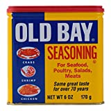 Old Bay Seasoning Can, 6 oz.
