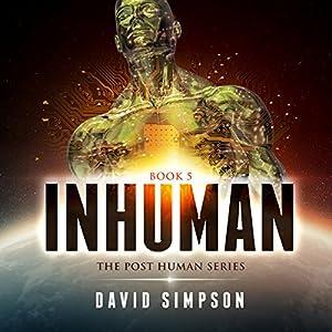 Inhuman | Livre audio