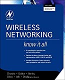 img - for Wireless Networking: Know It All (Newnes Know It All) by Praphul Chandra (2007-09-28) book / textbook / text book