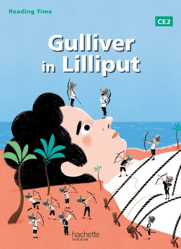 Reading Time Gulliver in Lilliput CE2