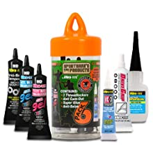 Sportsman's Bench Products 80606SBP, Threadlockers Adhesives and Lubricants, 6 Pack