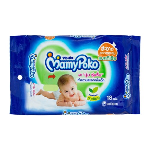 Baby Wipes,Mamypoko Baby Bum Wipes Antibacteria 76 Sheets front-518671