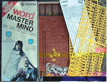 Word Mastermind - Buy Word Mastermind - Purchase Word Mastermind (Invicta, Toys & Games,Categories,Games,Board Games,Word Games)