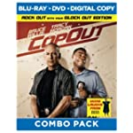 51nj3tJllbL. SL160 SS150  #5: Cop Out (Blu ray/DVD Combo + Digital Copy)
