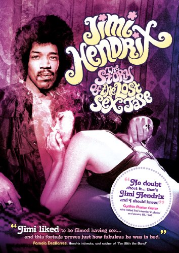 JIMI HENDRIX - THE STORY OF THE LOST SEX TAPE [IMPORT ANGLAIS] (IMPORT) (DVD)