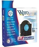 Wpro CHF303 Filtre de Hotte à Charbon Type 303 Forme Carré avec Casquette pour Hottes Whirlpool AKR769 / AKR770 / AKR771 / AKR772