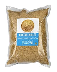 Naturally Yours Foxtail Millet 500g