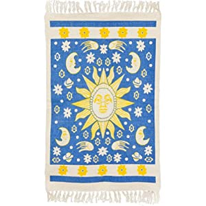 Sun & Moon Printed Rug