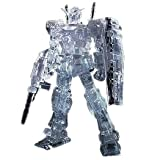 Gundam SDCC 2008 Exclusive Clear Gundam RX-78 2 Figure
