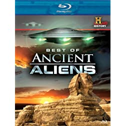 The Best of Ancient Aliens, Blu-ray Edition