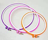 Sarsaparilla 刺繍枠 プラスチック 3サイズセット<直径 20・25・28cm>