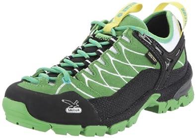 Salewa Alp Trainer GTX Shoes - Women's-6.5 US-Bamboo / White