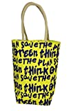 FabSeasons Fancy Tote Jute Bag