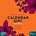 Ersehnt (Calendar Girl 10-12) Audiobook by Audrey Carlan Narrated by Dagmar Bittner