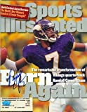 Randall Cunningham Autographed/Hand Signed Sports Illustrated Magazine (Minnesota Vikings) at Amazon.com