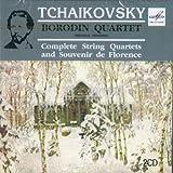 Borodin Quartet. Tchaikovsky. Complete String Quartets And Souvenir De Florence (2 CD)