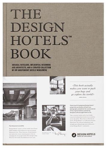 The Design Hotels Book 2016