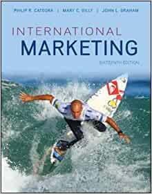 International marketing cateora 16th edition ebook