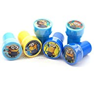 Despicable Me Minions Stampers Party…