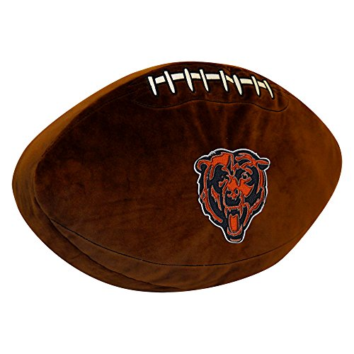 The Northwest Company NFL Chicago Bears 3D Sports Pillow