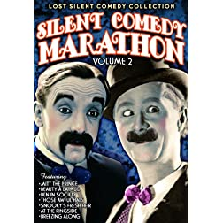 Silent Comedy Marathon, Volume 2: Mitt the Prince (1927) / Beauty à la Mud (1926) / Ben in Society (1908) / Those Awful Hats (1909) / Snooky's Fresh Heir (1921) / At the Ringside (1917) / Breezing Along (1927)