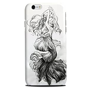 StyleO Iphone 6PLUS case and cover printed mobile back cover ladyfish