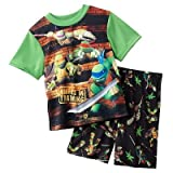 Teenage Mutant Ninja Turtles Summer Pajama Set - Boys 4-8
