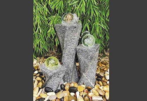 Granimex Xuan anthrazit Granit Wasserspiel online bestellen