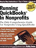 img - for Running QuickBooks in Nonprofits: The Only Comprehensive Guide for Nonprofits Using QuickBooks book / textbook / text book