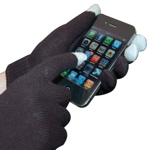 iGlove: les Gants tactiles pour iPhone et iPad, iphone, ipad, tactile,  geek