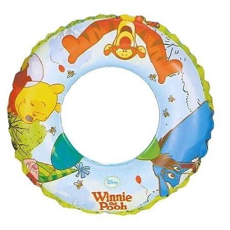 INTEX Disney swim ring pool sea Winnie the Pooh 61cm 58254 JAPAN