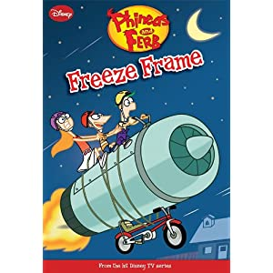Freeze Frame (Phineas & Ferb)