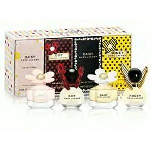 Marc Jacobs Variety 4 Piece Mini Gift Set