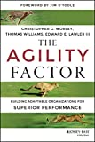 The Agility Factor: Building Adaptable Organizations for Superior Performance