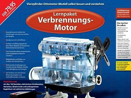 Lernpaket Verbrennungsmotor (Bausatz)