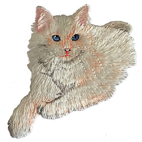 Application Animals Persian Cat Patch