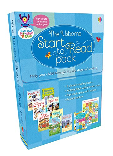 Usborne start to read pack (Very First Reading)