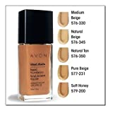 Avon Ideal Flawless Invisible Coverage Foundation - Medium Beige