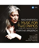 Rachmaninov : Musique pour deux pianos