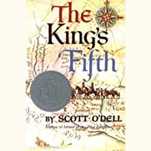 The King's Fifth (       UNABRIDGED) by Scott O'Dell Narrated by Jonathan Davis