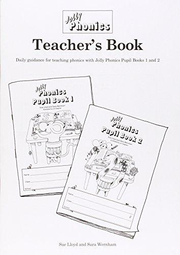 Jolly Phonics Teacher's Book (Jolly Learning)