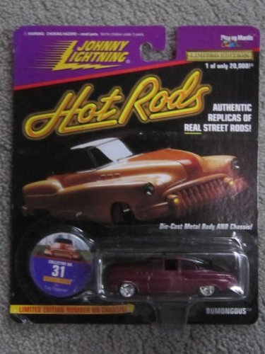 1997 Johnny Lightning Hot Rods #31 Bumongous # 16308 of 20000