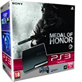 Console PS3 320 Go noire + Medal of Honorpar Sony