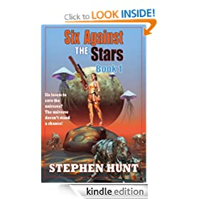 Six Against The Stars: Book 1 (The Six Against The Stars duology)