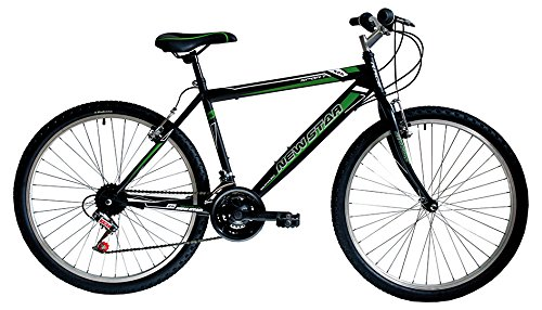 New Star-Bicicletta BTT, telaio da 26'', UOMO