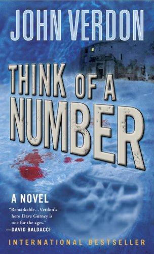 Image for Think of a Number (Dave Gurney, No.1): A Novel (A Dave Gurney Novel)