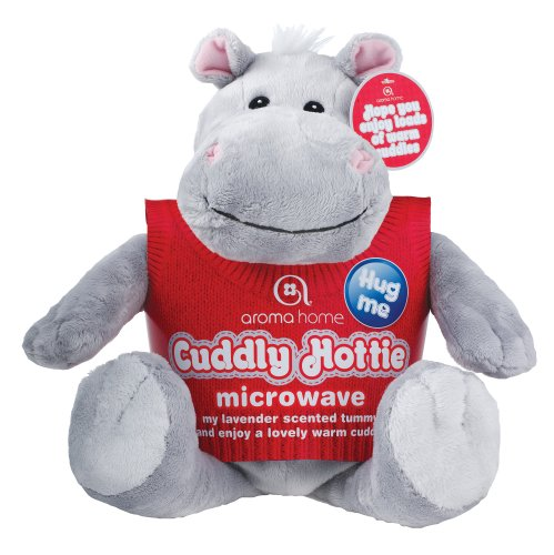 Aroma Home Cuddly Hottie Hippo